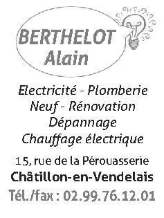 BERTHELOT-ALAIN